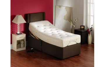 Furmanac Mibed Leona 6ft (2 x 3ft linked) Electrically Adjustable Bed