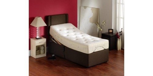 Furmanac Mibed Leona 3ft Electrically Adjustable Bed