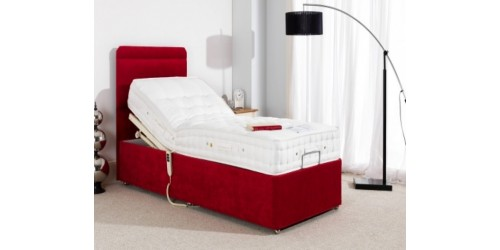 Furmanac Mibed Pure 5ft (2 x 2ft6 linked) Electrically Adjustable Bed