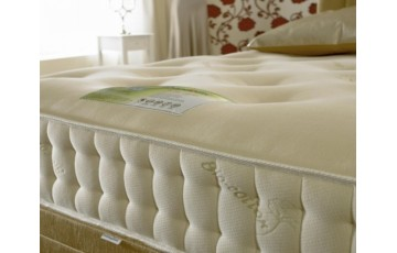 Bio-Cotton Latex 1000 2ft6 Small Single Mattress