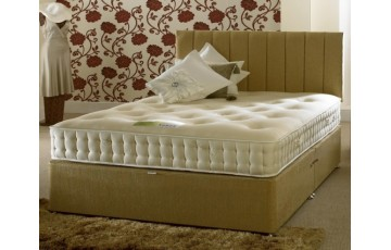 Bio-Cotton Latex 1000 6ft Divan Set