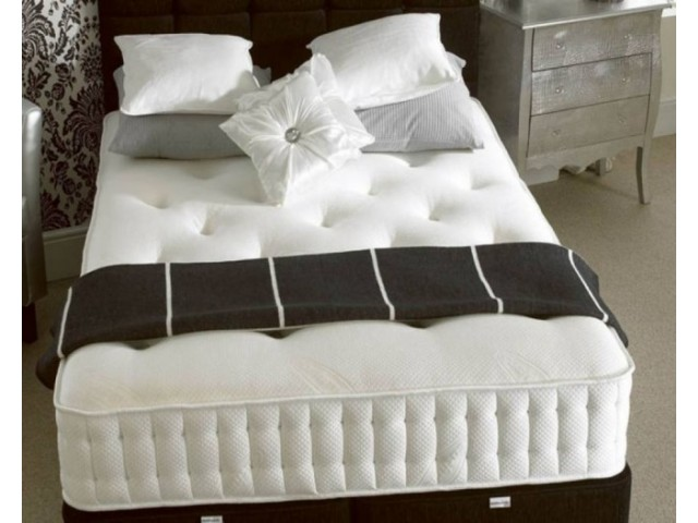 Cashmere Pocket 2000 Pocket Sprung 3ft Single Mattress