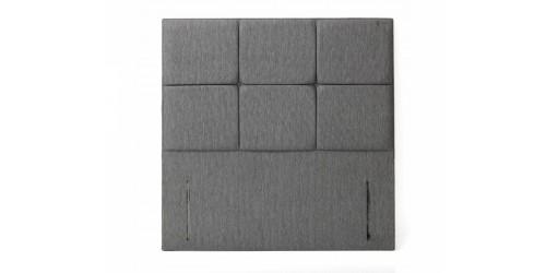 6 Panel Floor Standing Designer Headboard 6ft Super King