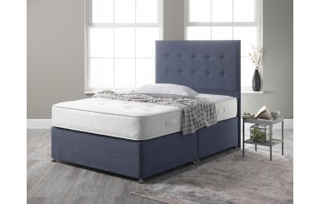 Rhapsody 1000 Divan Set Pocket Sprung 2ft6 Small Single