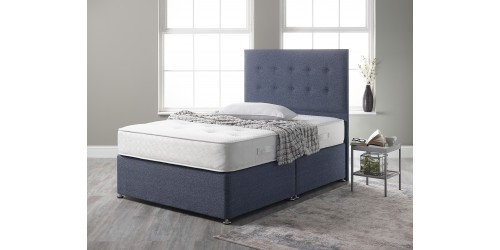 Rhapsody 1000 Divan Set Pocket Sprung 6ft Super King