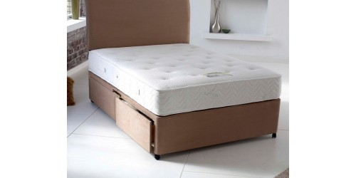 Comfort 1000 Pocket Sprung 3ft Single Divan Set