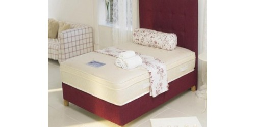 Smartcell 3000 Pocket Memory 6ft Divan Set