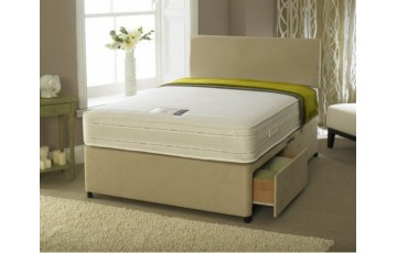 Supreme Vasco 1000 4ft6 Divan Set