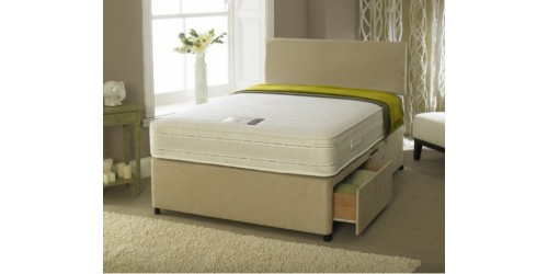 Supreme Vasco 1000 6ft Divan Set