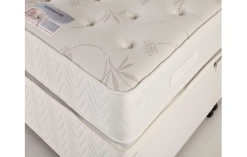 Total Comfort 1000 6ft Super King Memory Foam and Pocket Sprung Mattress
