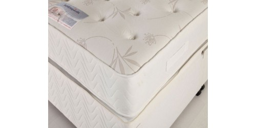 Total Comfort 1000 4ft Small Double Memory Foam and Pocket Sprung Mattress