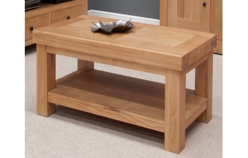 Marseille Solid Oak Coffee Table