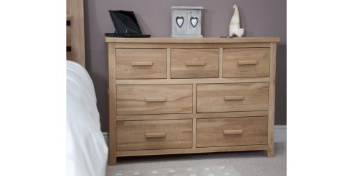 Sherwood Deluxe 7 Drawer Multi Chest
