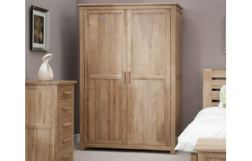 Sherwood Deluxe Double Wardrobe