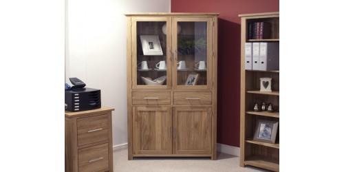 Sherwood Deluxe Oak Library Unit