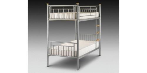 Atlantis 3ft Metal Bunk Bed