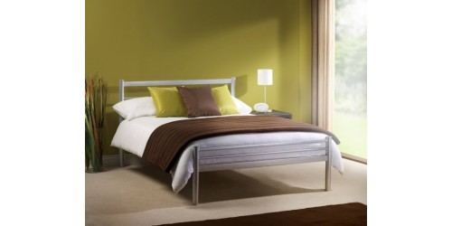 Aston Metal 4ft6 Bed Frame