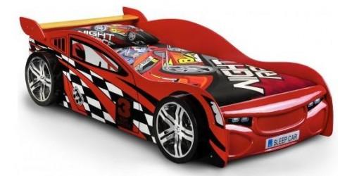 3ft Kids Stingray Racer Bed