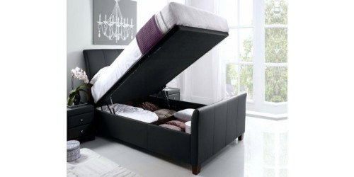 Antoinette 6ft Ottoman Bed Frame