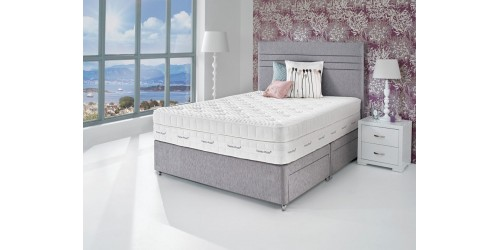 Kaymed Sensation Ultimate Therma-Phase Plus Divan Set 4'6""