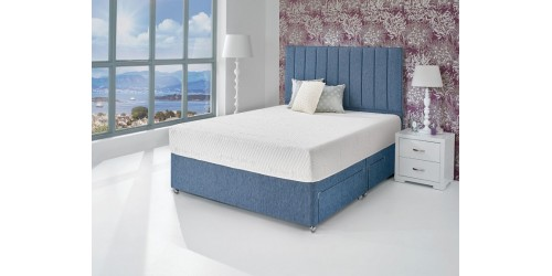 Kaymed Balance Deluxe Therma-Phase Plus Divan Set 4'6""