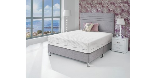 Kaymed Sensation Elite Therma-Phase Plus Divan Set 4'6""