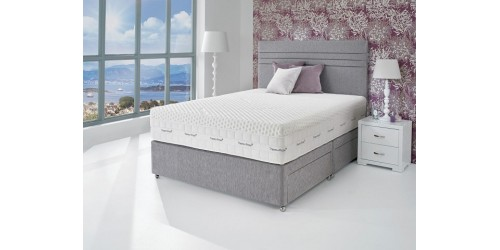 Kaymed Sensation Supreme Therma-Phase Plus Divan Set 4'6""