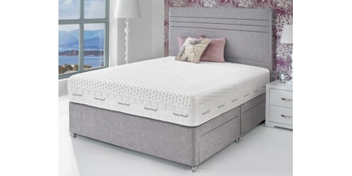 Kaymed Sensation Deluxe Therma-Phase Plus Divan Set 4'6""
