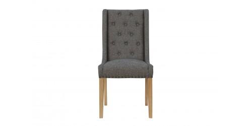 Kingston Chair Dark Grey