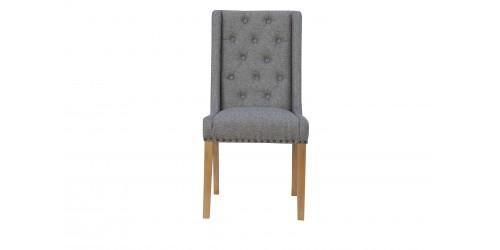 Kingston Chair Light Grey