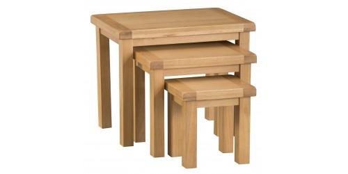 Cranbrook Nest of 3 Tables