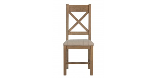 Hamilton Cross Back Dining Chair