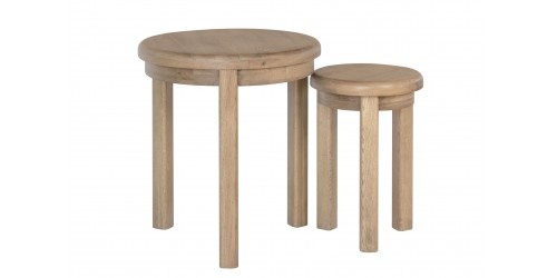 Hamilton Round 2 Nest Of Tables