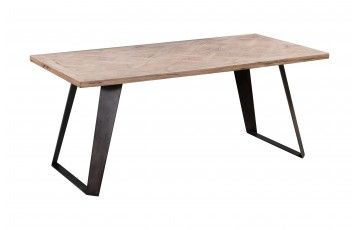 Indigo 1.4m Fixed Top Dining Table
