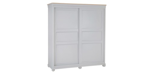 Mila Sliding Door Wardrobe