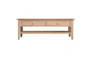Normandy Oak Large Coffee Table