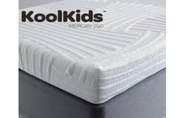 3ft Koolkids Memory Mattress