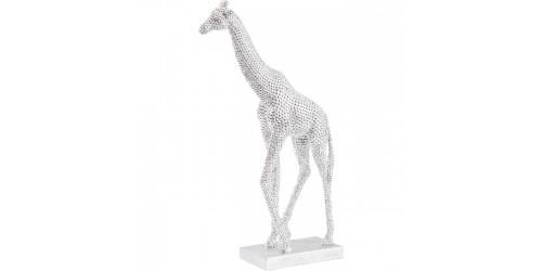 Resin Giraffe Sculpture