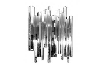 Crystalline Effect Mirror Embossed Edges