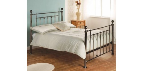 Lydia Metal 5ft Bed Frame