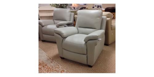 Douglas Italian Leather Chair
