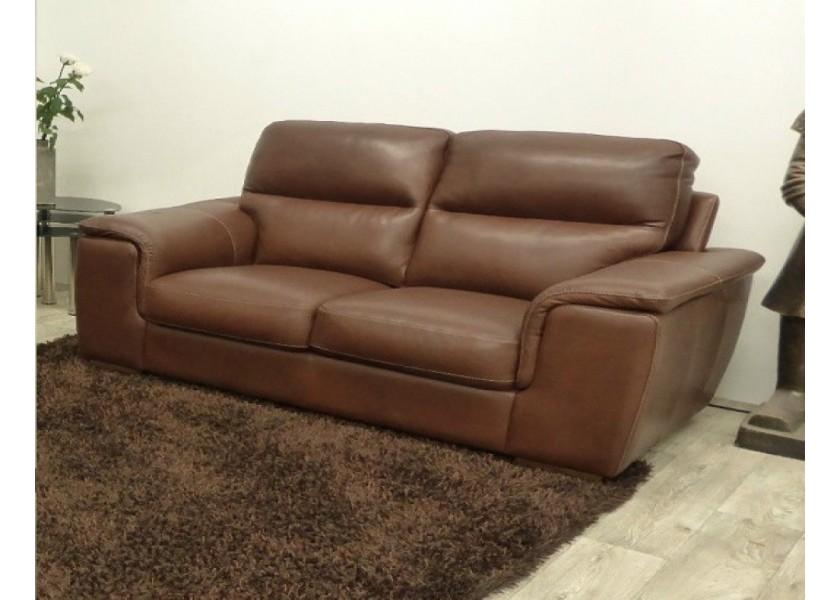 Gagliano 2 Seater Italian Leather Sofa