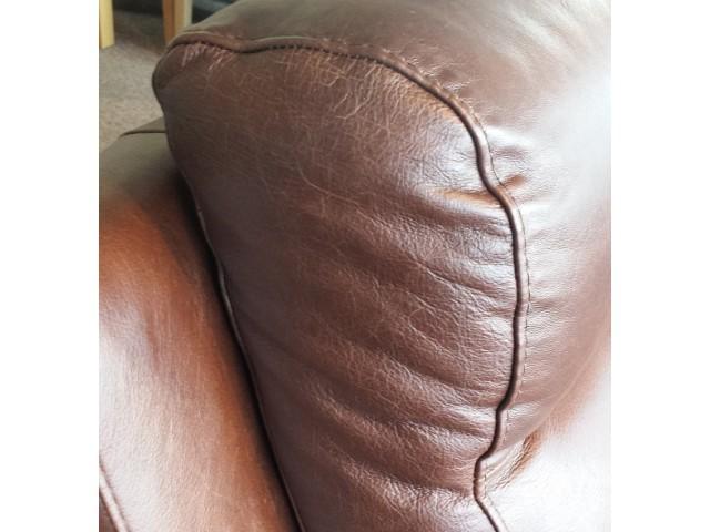 Hone 2 Seater Italian Leather Sofa