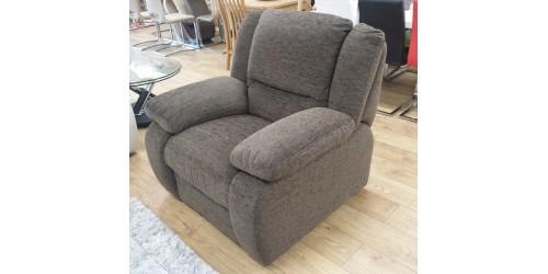 Virginia Italian Leather Chair