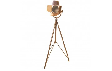 Copper Floor Film Light