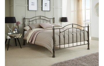 Ashley Metal 4ft6 Bed Frame