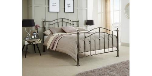 Ashley Metal 4ft6 Bed Frame