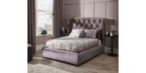 Arcadia Upholstered 4ft6 Bed Frame