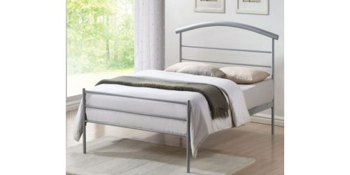 Belize Metal 4ft6 Bed Frame
