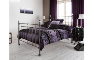 Cambridge Metal 4ft6 Bed Frame